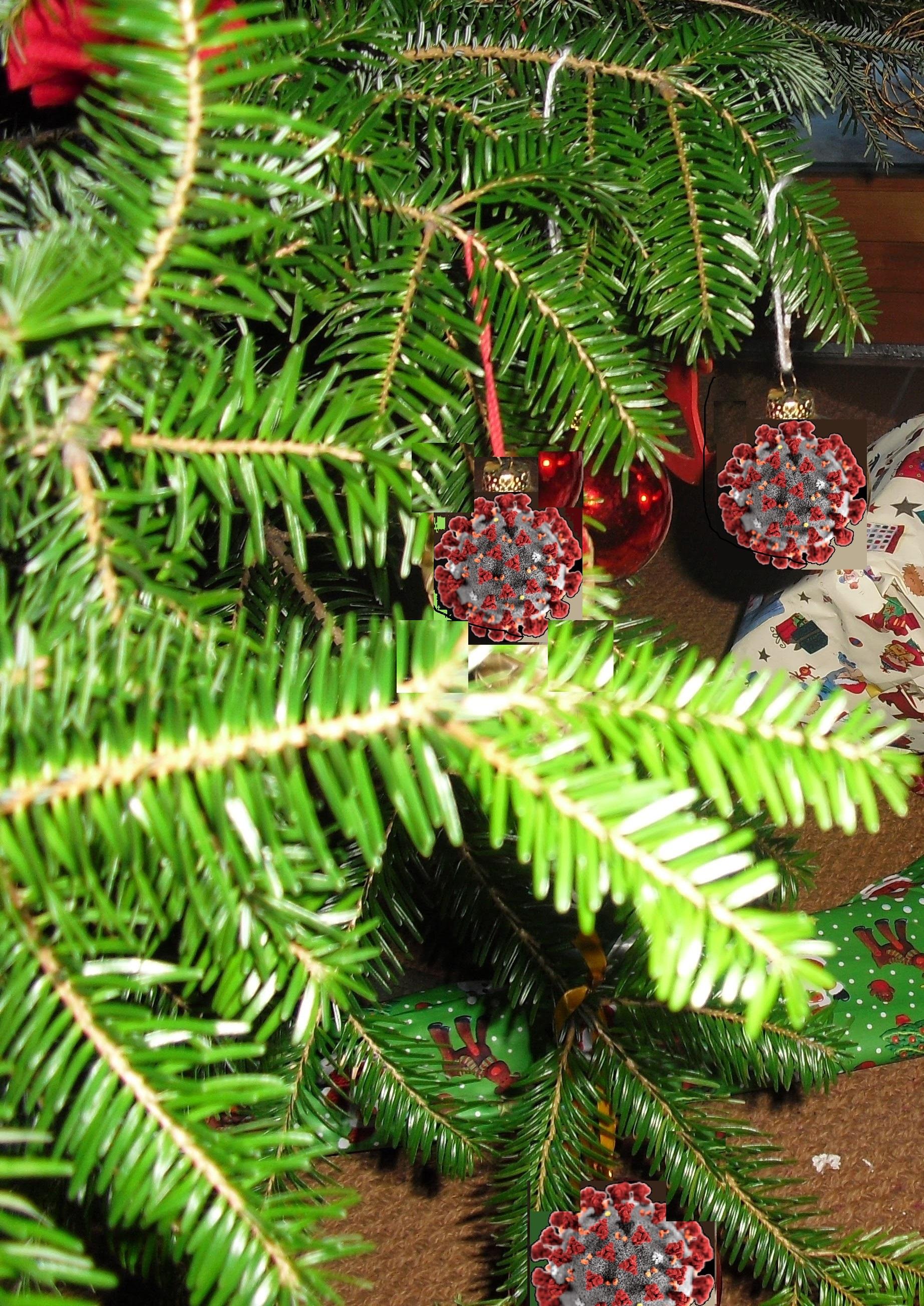 Corona in Advent und zur Weihnacht