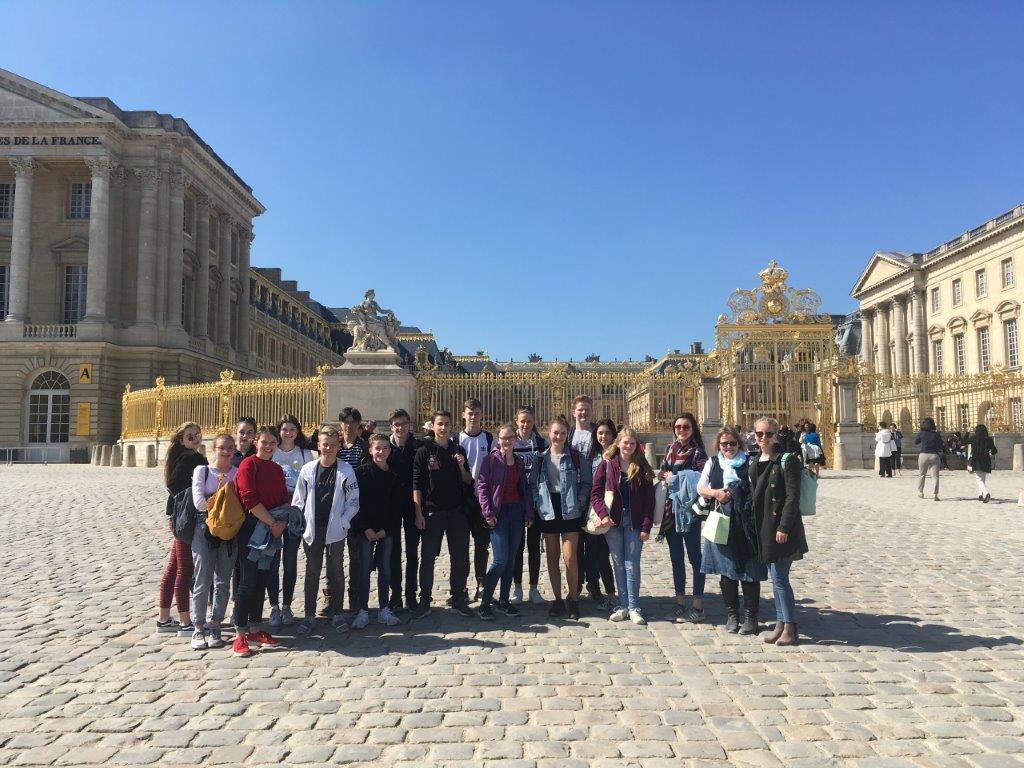 Schüleraustausch Meudon