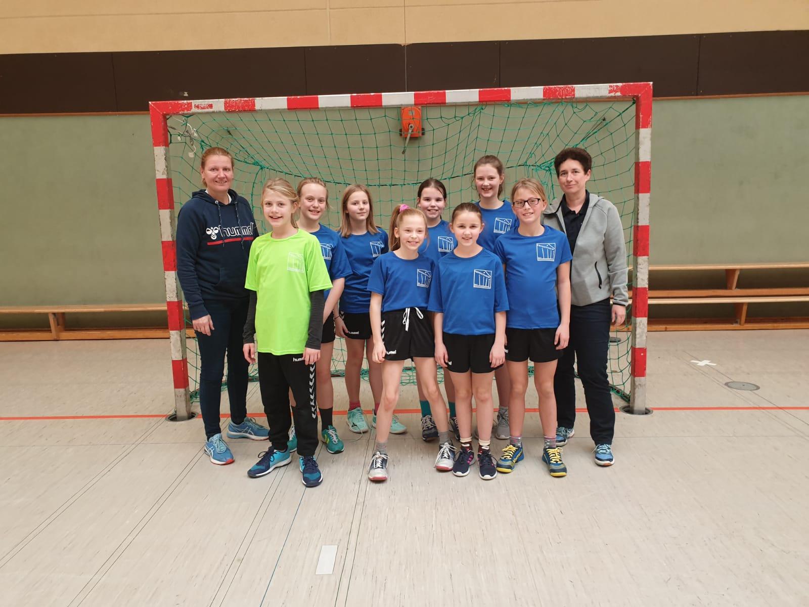 """Bundeswettbewerb """"Jugend trainiert für Olympia"""": Handball"""