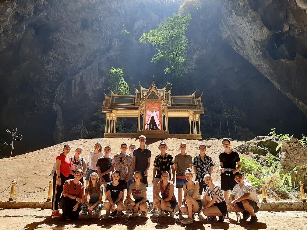 Schüleraustausch Thailand – Bangkok