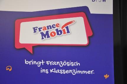 """""""Französisch auf Rädern"""" macht virtuell Station am Ernestinum"""