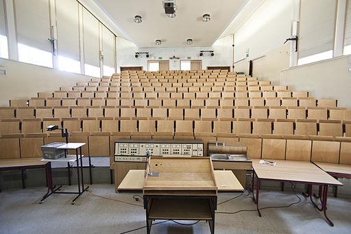 Von der Schule in den Hörsaal