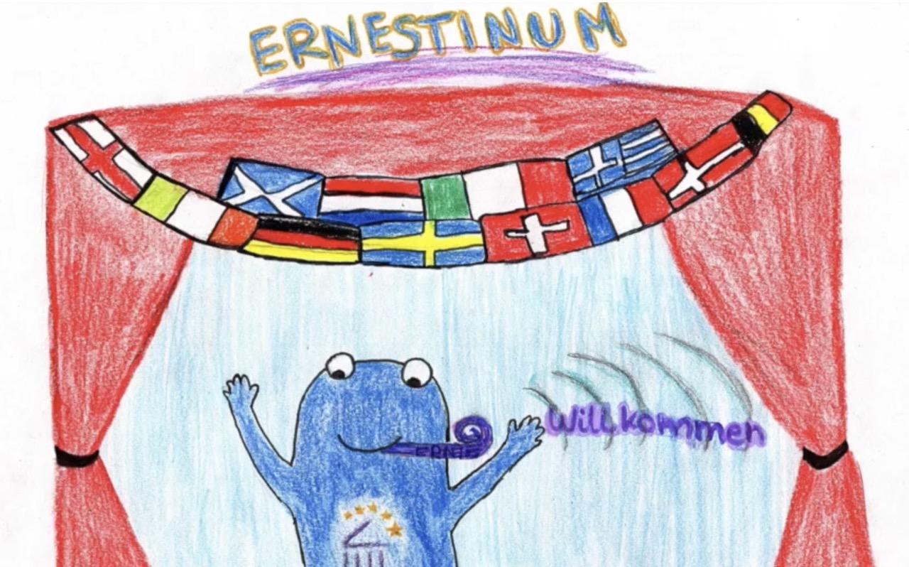 Begrüßung der vier neuen fünften Klassen am Ernestinum